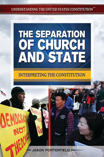 the separation of the church and state and the different interpretation of the first amendment Who were of different religious to guarantee the separation of church and state first amendment to the us constitutionwe spend a big.